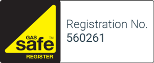 Gas Safety Registered 560261