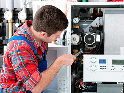 Boiler Maintenance Power Flushing
